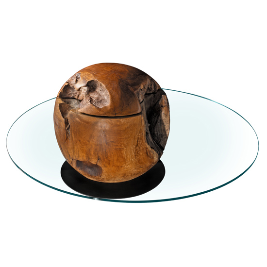 Orb Cocktail Table