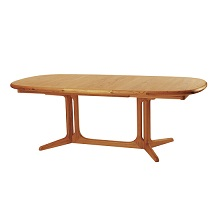 Scandic Oval Dining Table