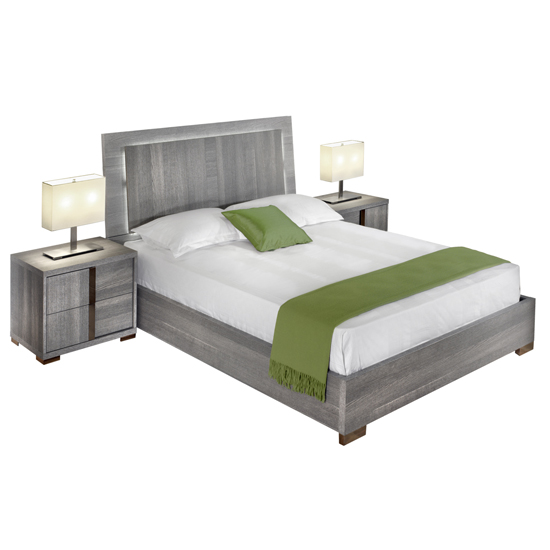 Bellami Queen Bed with Nightstands