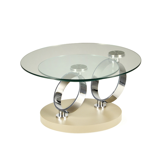 Rings Cocktail Table