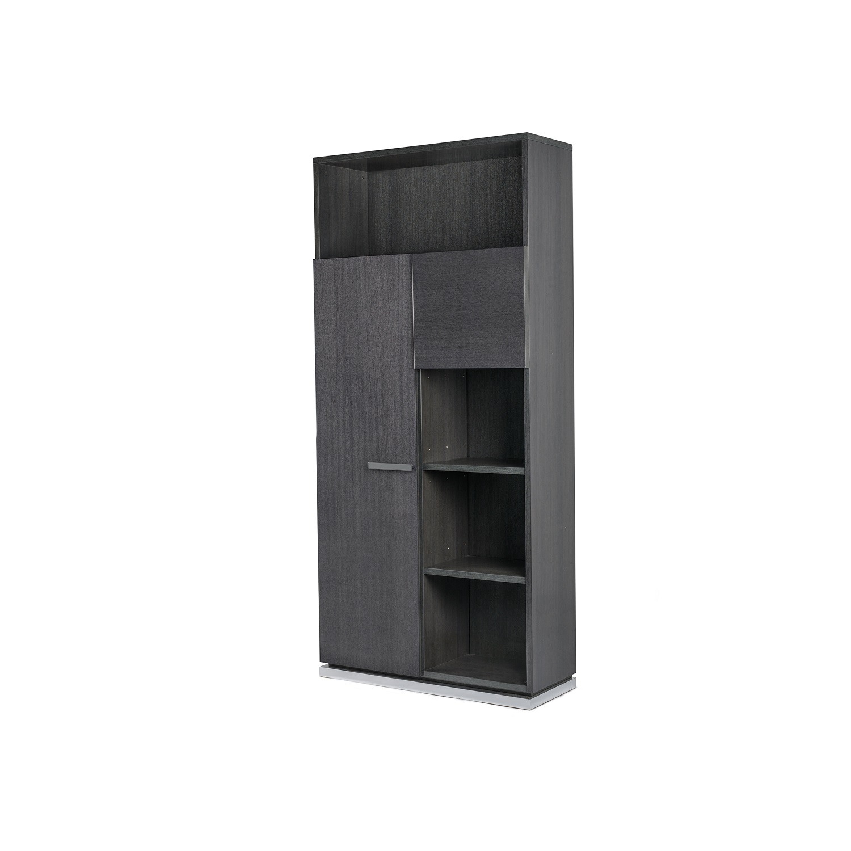 Bella Grigio Bookcase