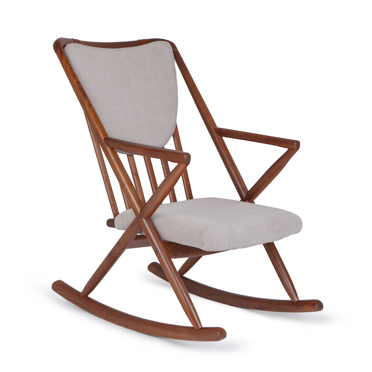 Scandic Rocking Chair