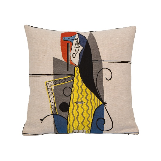 Picasso, Femme Dans Un Fauteuil