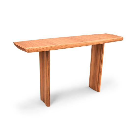Vejle Teak Console Table