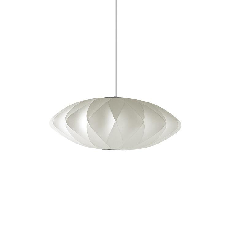 Nelson® Saucer® CrissCross™ Pendant Lamp