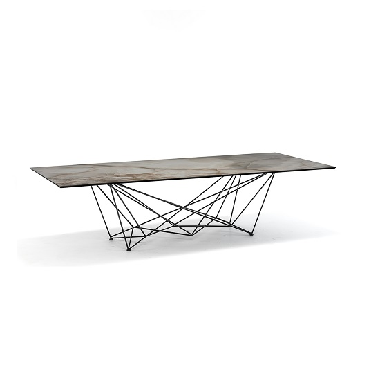 Gordon Keramik Rectangular Dining Table