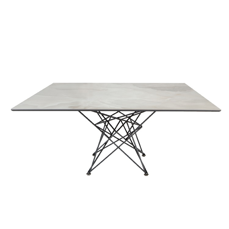 Gordon Keramik Square Dining Table