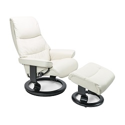 View Medium Chair and Ottoman