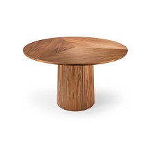 Jones Round Dining Table