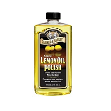 Natural Lemon Oil Polish