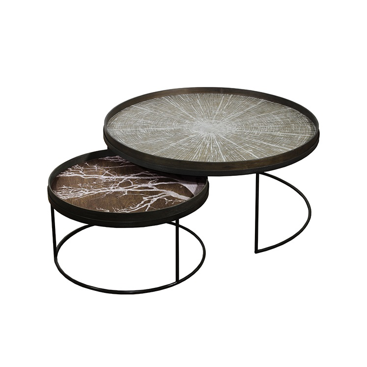 Tray Table Base (set of 2 bases) - Trays sold seperately