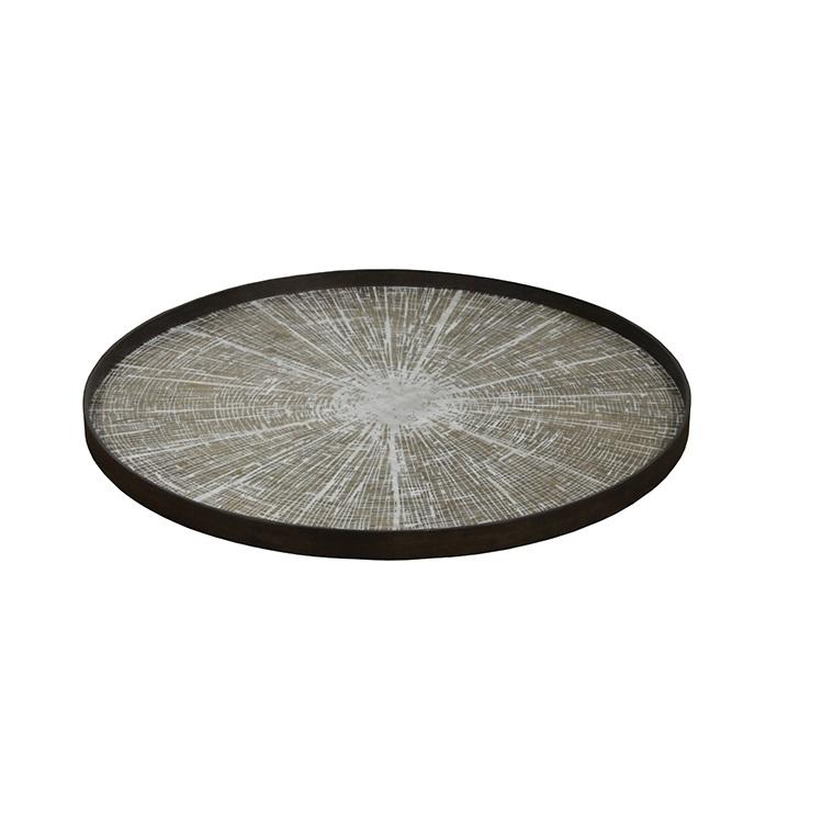 Extra Large Round Tray