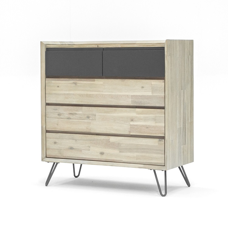 Tempo Five Drawer Chest