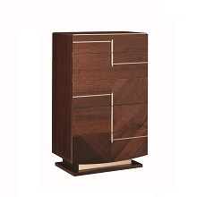 Bella Notte Five Drawer Chest