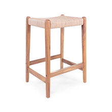 Jonas Counter Stool Teak