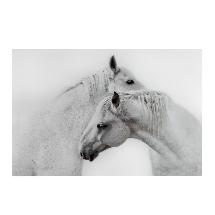 Pair of Horses Wall Art