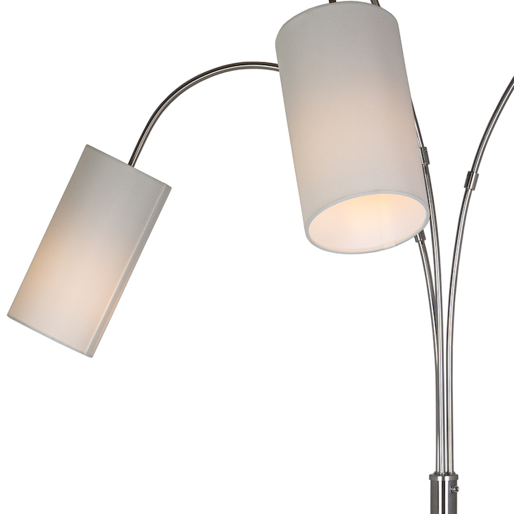 Trifecta Arc Lamp