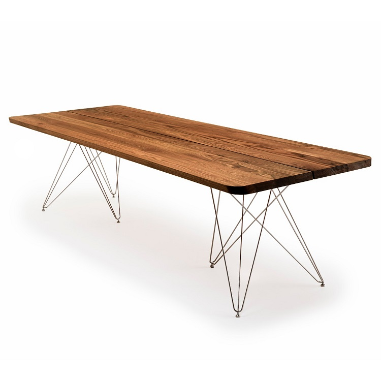 Plank de Luxe Dining Table