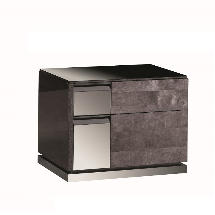 Bella Moderno Left Nightstand