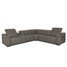 Shasta Sectional with Power Motion