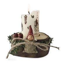 Stubbe Elf Candle Holder
