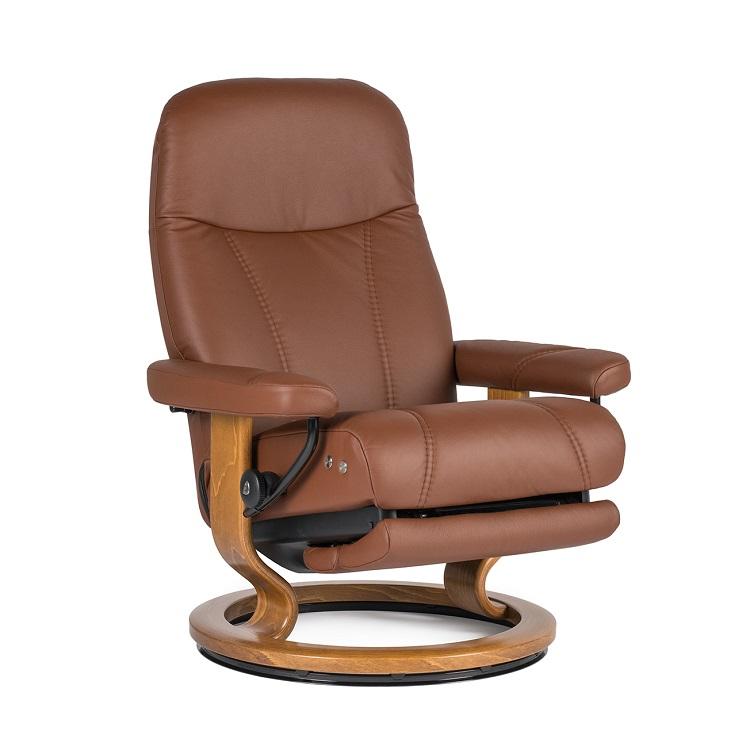 Consul Large Electric Leg Comfort Recliner