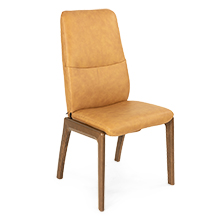 Mint High Back Dining Chair