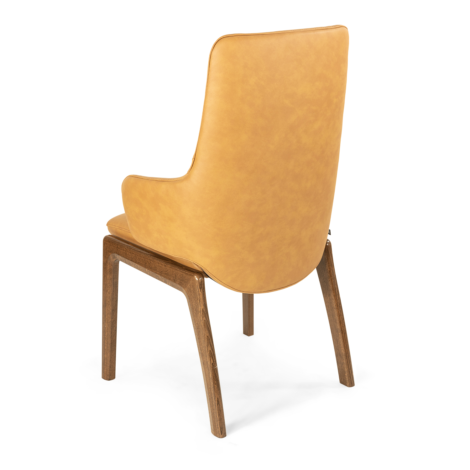 Mint High Back Dining Chair with Arms