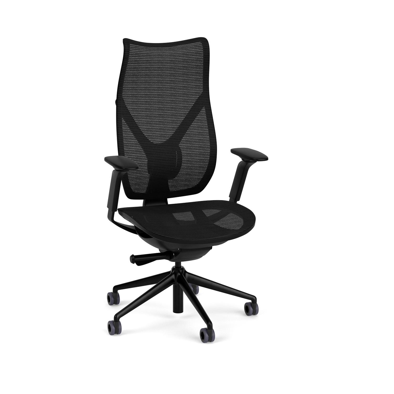 Onda High-Back Task Chair with Auto-Adjust