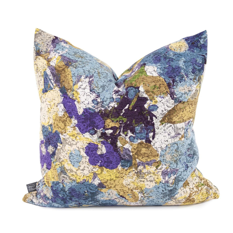 Eggplant Pillow